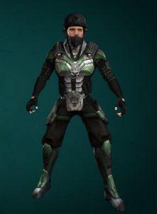 Urban Commando Defiance 2050