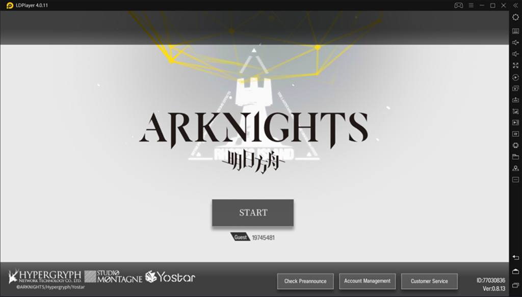 How to play Arknights on PC
