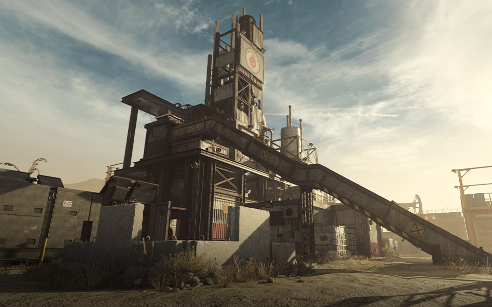 Call of Duty Warzone Release Date Rust Map