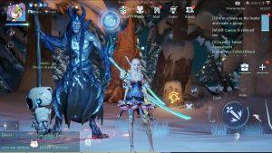 Dragon Raja Under the Dome Tale guide Demon