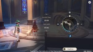Genshin Impact Time Skip