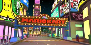 What is a slipstream boost in Mario Kart Tour