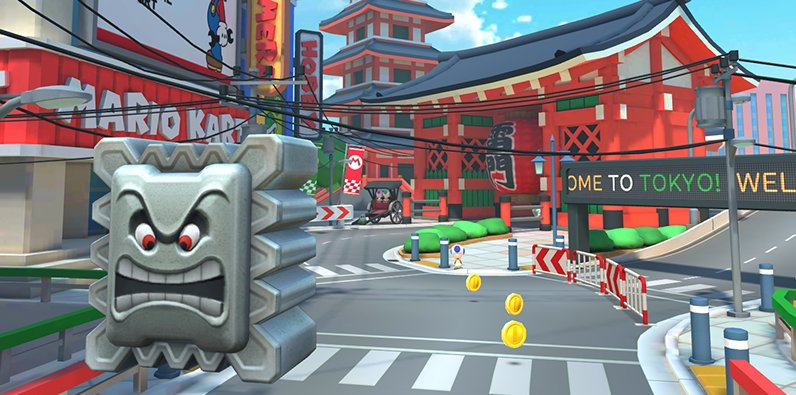 Mario Kart Tour multiplayer mode available