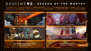 When Does the New Season of Destiny 2 Start