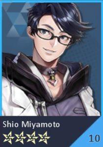 Shio Miyamoto