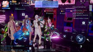 Dragon Raja Club 95 location minigames