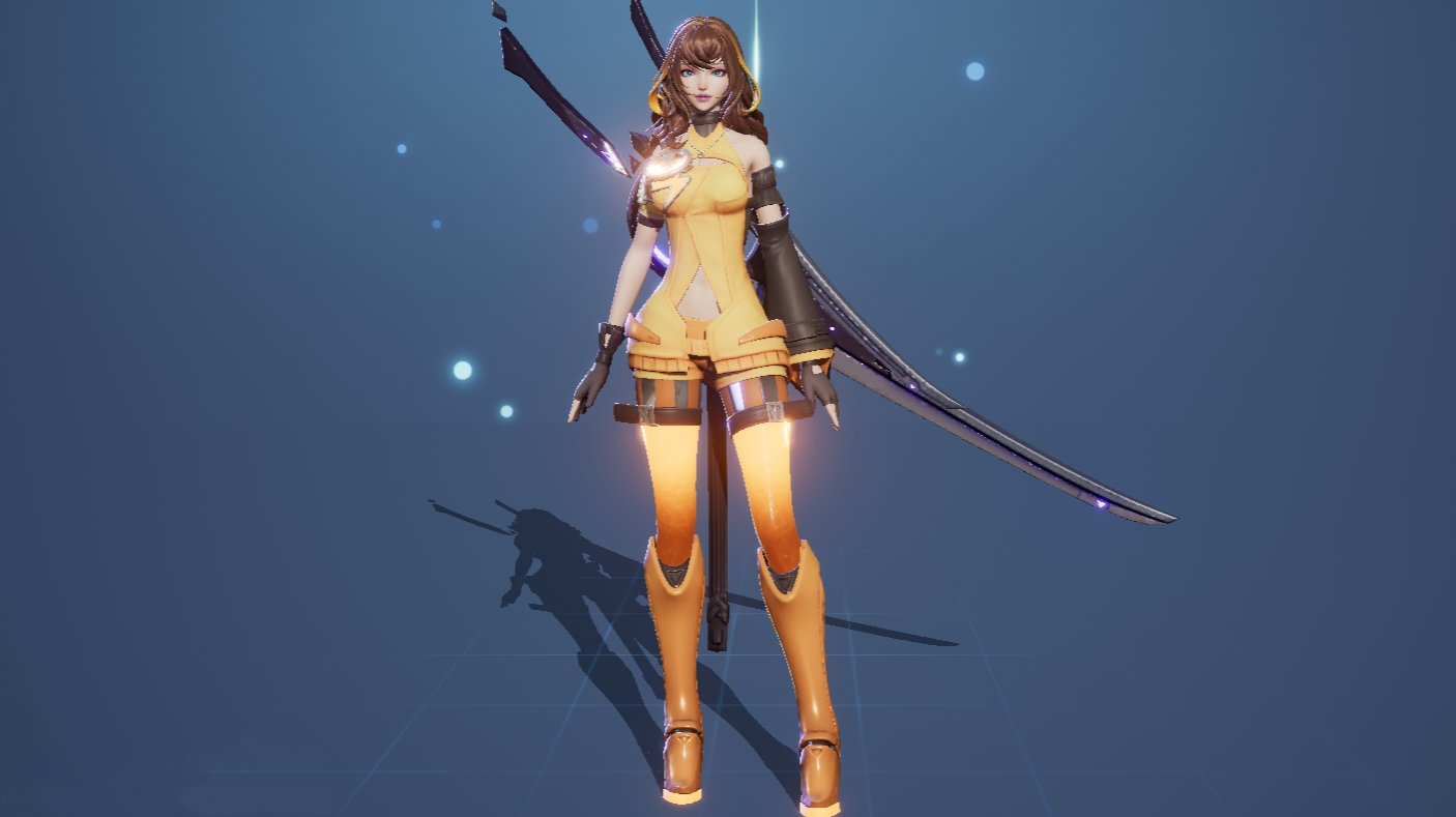 Dragon Raja Cyber Hunter Outfit Unlock