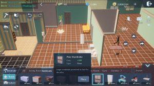 Dragon Raja Housing System Edit Mode