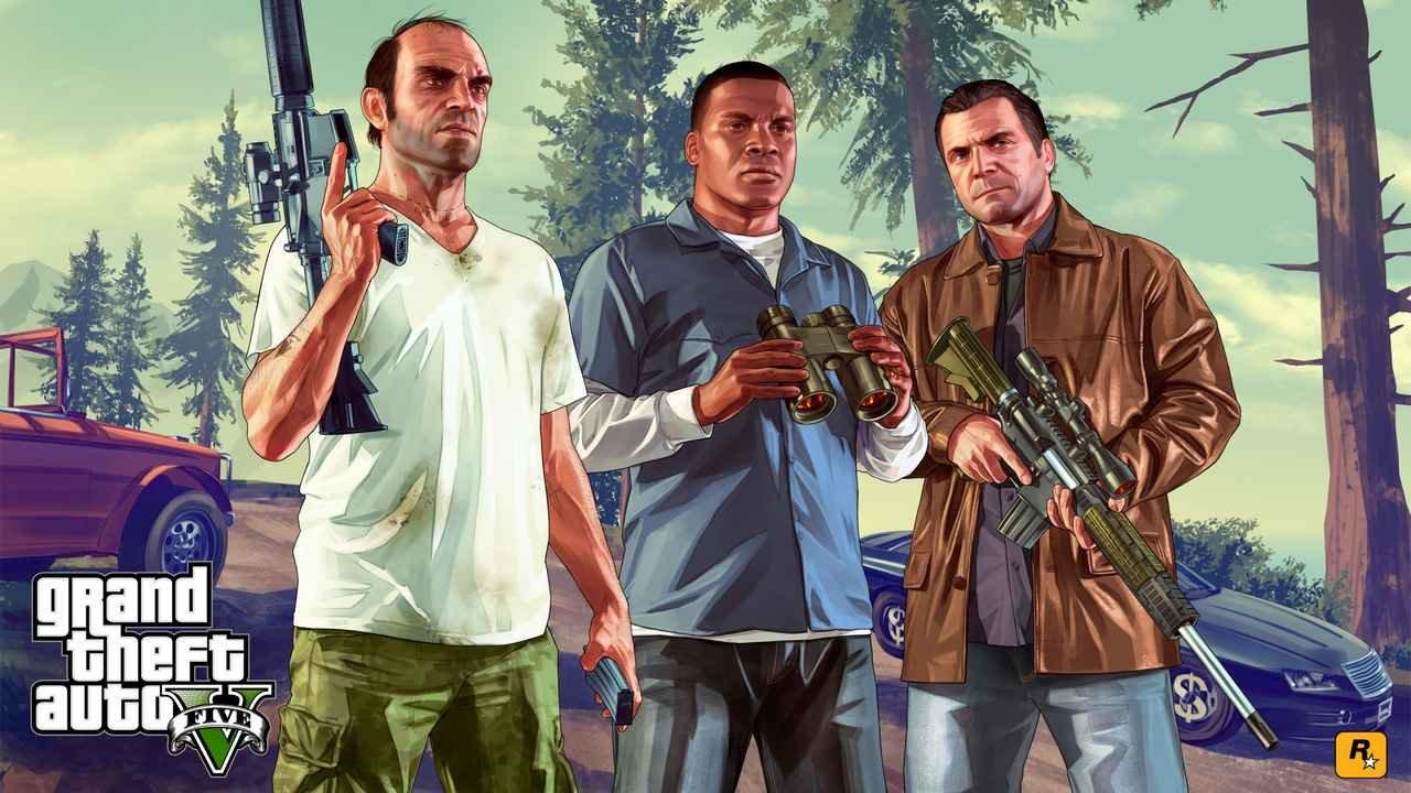 Grand Theft Auto V: Premium Edition Free