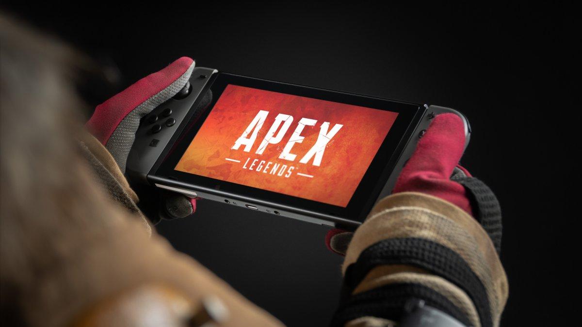 Apex Legends Nintendo Switch Release Date