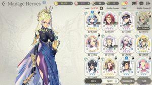 Exos Heroes Tier List Guide Bernadette