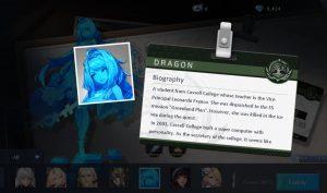 Dragon Raja EVA Lore
