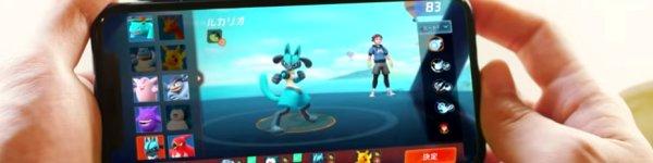 Pokémon Unite Playable Characters