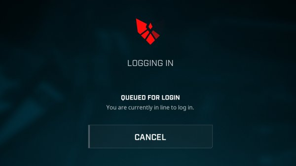 rogue company queued for login error