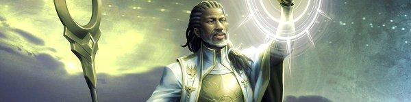 New Magic Legends Sanctifier class