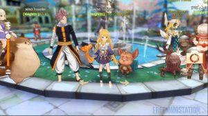 Tales of Wind x Fairy Tail PC