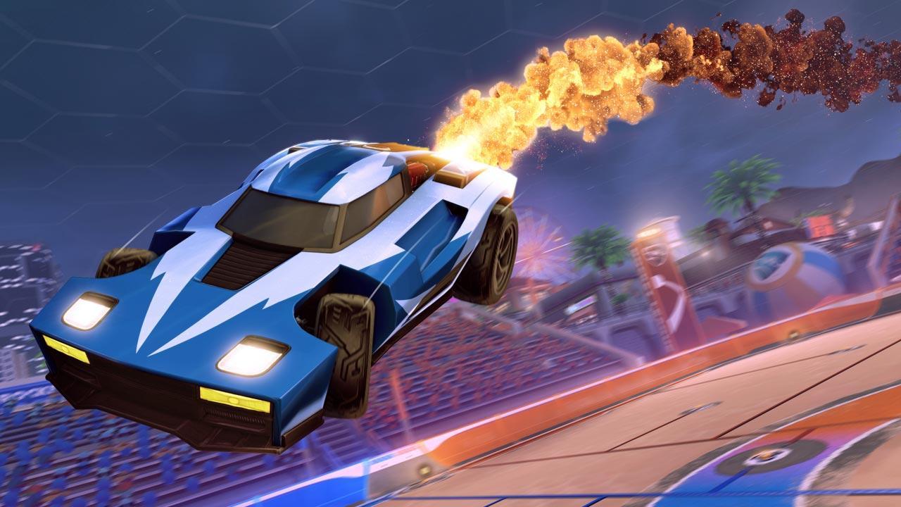 Rocket League Promo Codes List