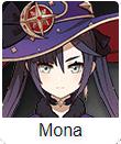 Genshin Impact Tier List Mona