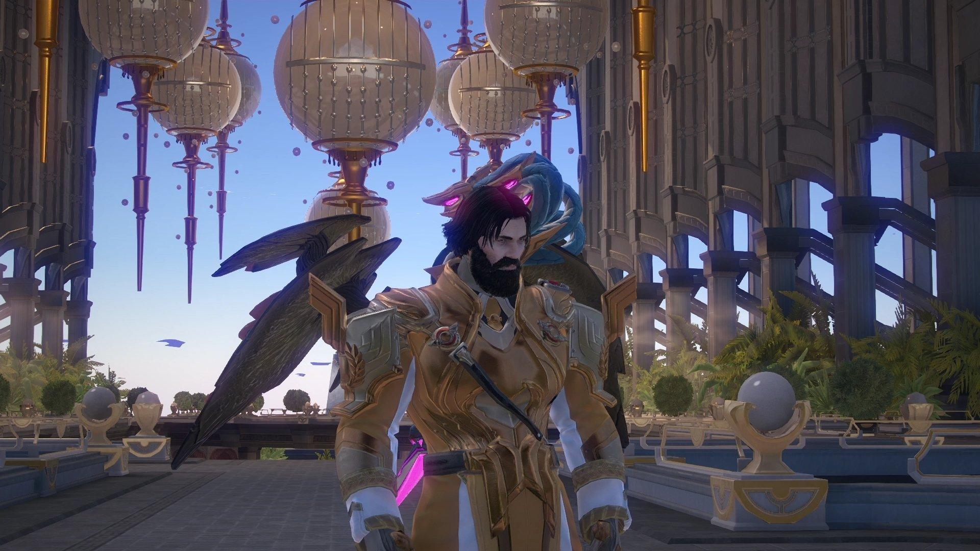 Skyforge Gameplay 2020 God Observatory