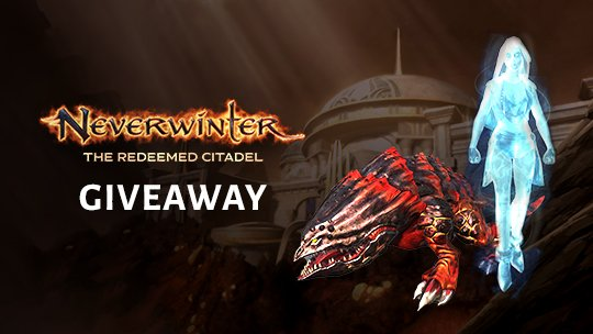 Neverwinter Free Pack of the Carmine Bulette Giveaway