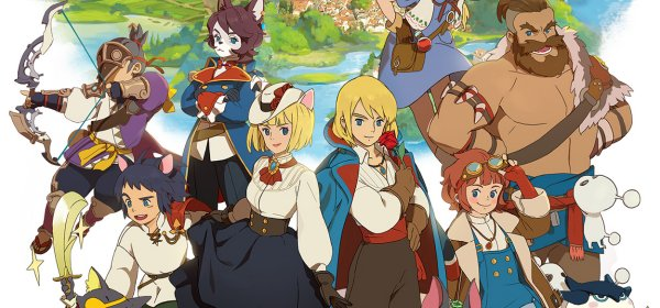 Ni No Kuni: Cross Worlds game download
