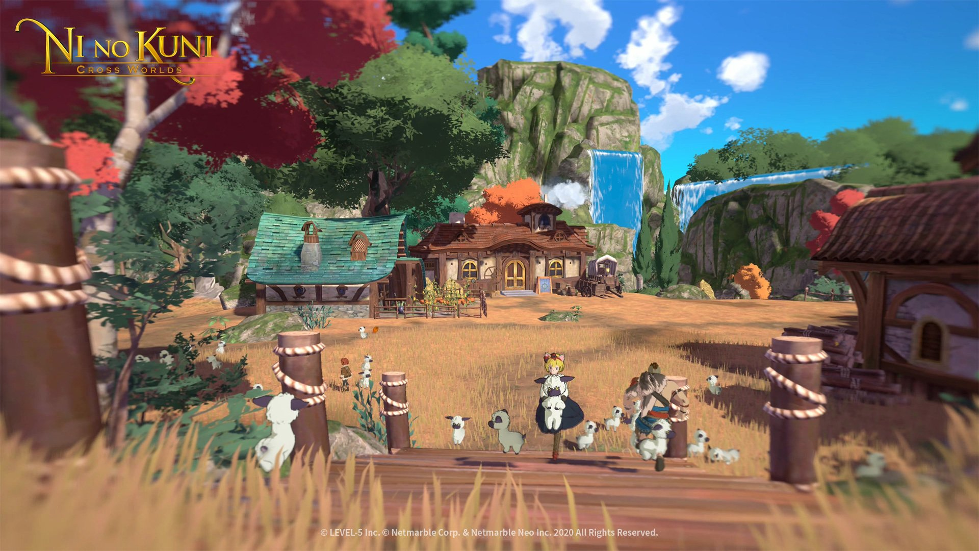 Ni No Kuni Cross Worlds Release Dates