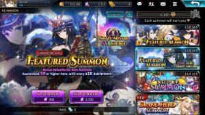 Shining Beyond Reroll Guide Summon