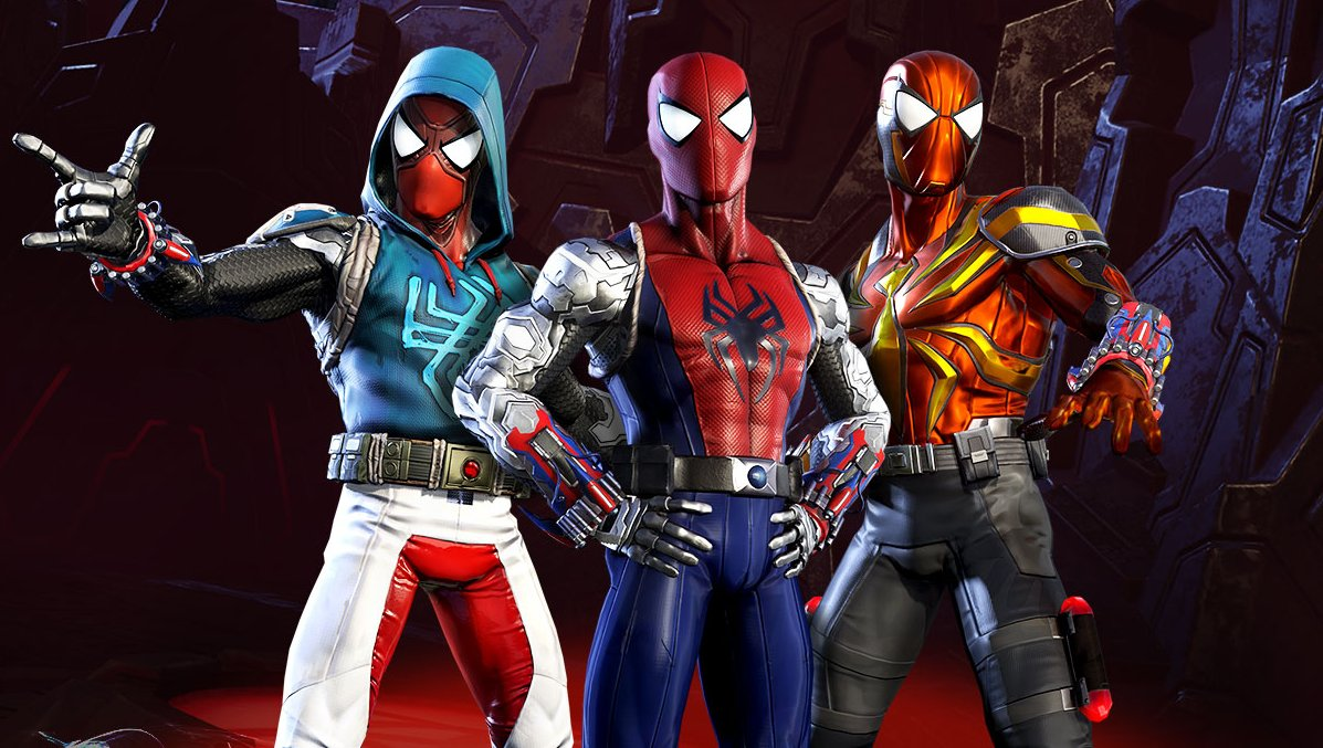 Marvel Realm of Champions Interview Spider-Man