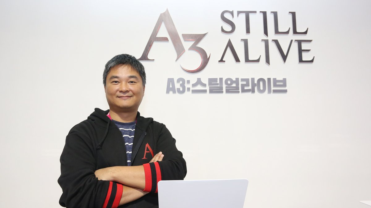 A3: Still Alive Exclusive Interview Minkwan Kwon