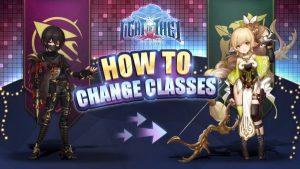 Stella Arcana Class Change Guide