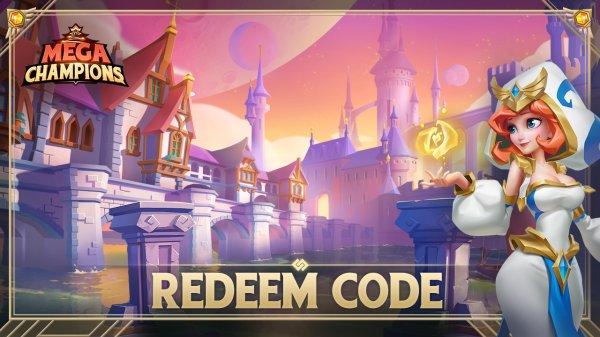 Mega Champions Redeem Codes List