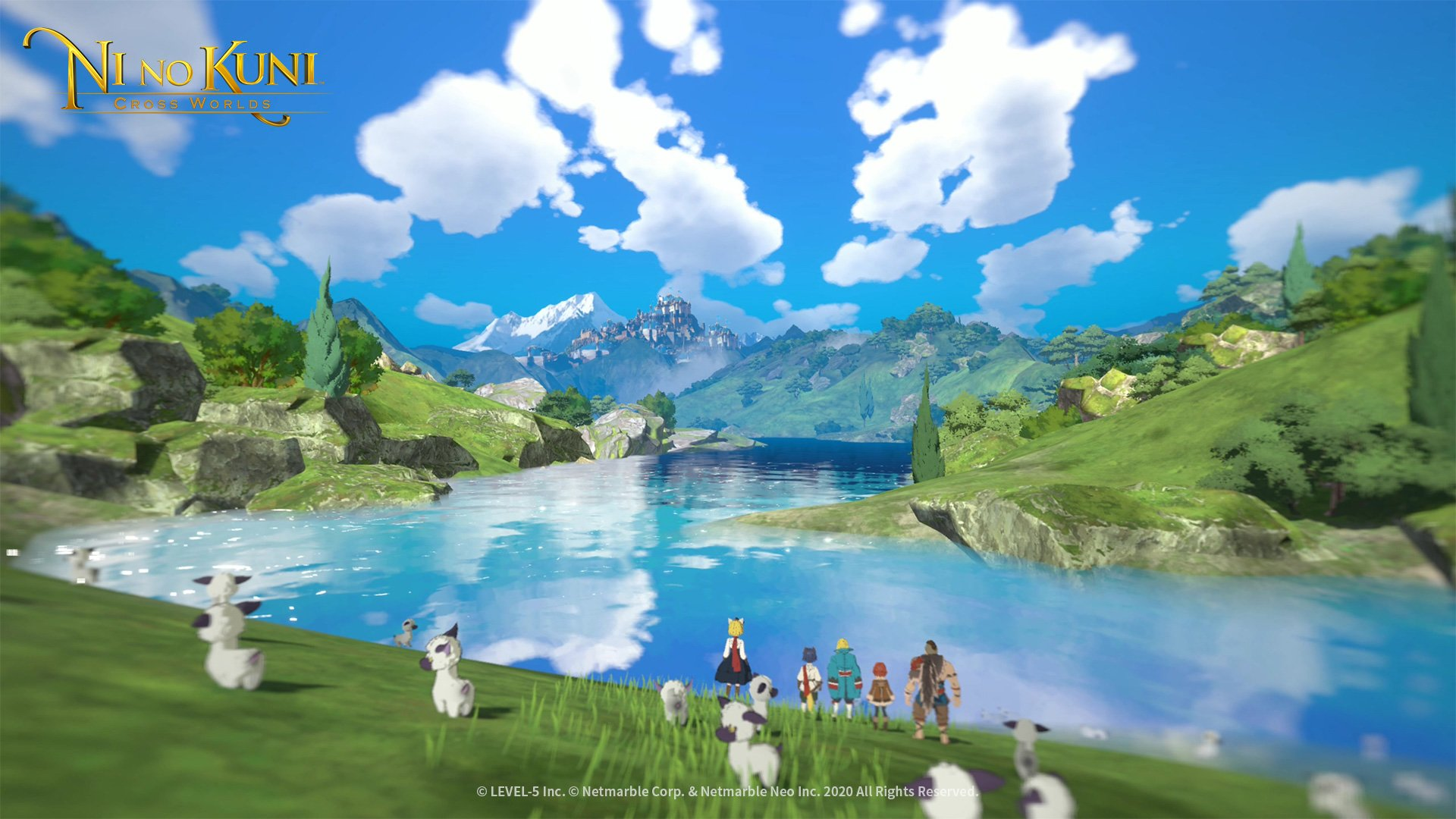 Ni No Kuni Cross Worlds MMORPG or Not