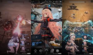 Nikke: The Goddess of Victory Release Date Screenshot