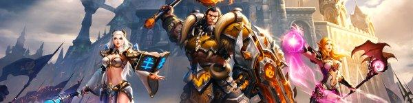 World of Kings MMORPG update