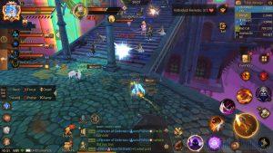 World of Kings MMORPG Nightmare Dread Update