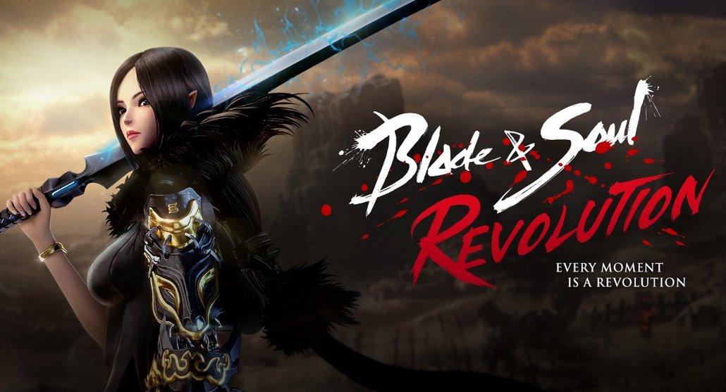Blade & Soul Revolution global release