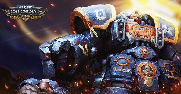 Warhammer 40,000: Lost Crusade Redeem Codes