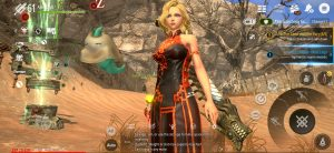 Blade & Soul Revolution Preview Level 61