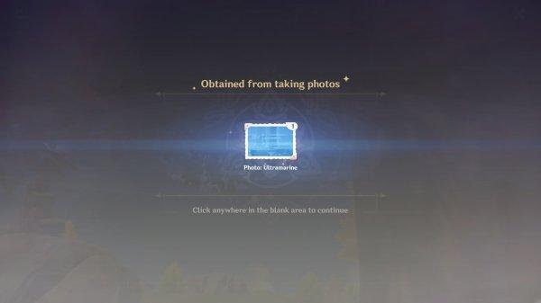 Kurious Kamera Ultramarine