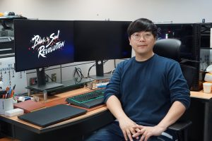 Blade Soul Revolution Interview