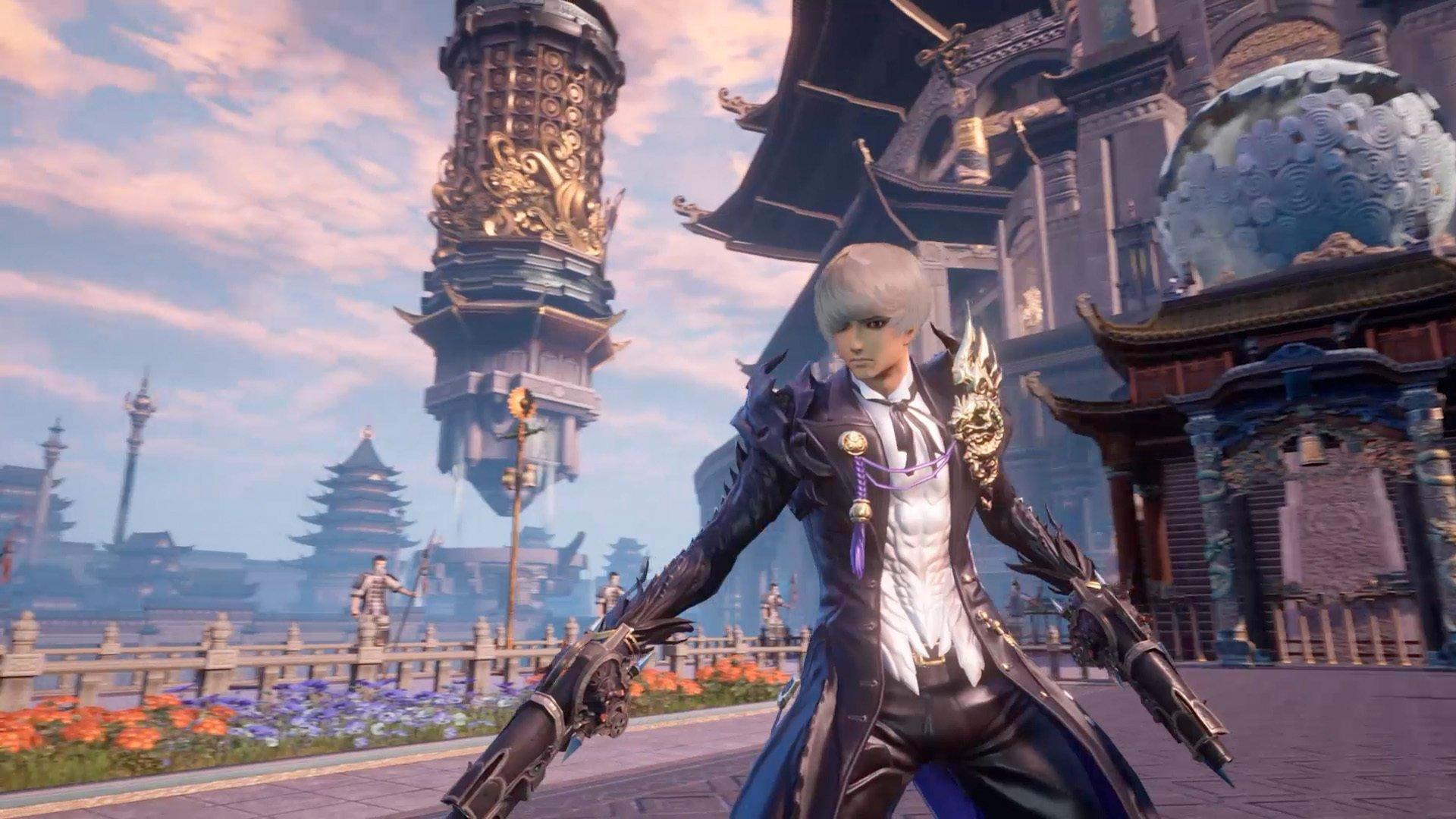 Blade & Soul Unreal Engine 4 release