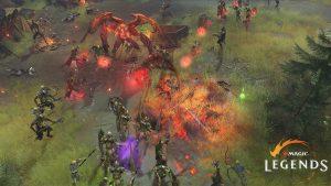 Magic: Legends Gameplay Impressions