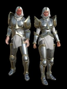 Magic Legends Free Giveaway Crusader Armor