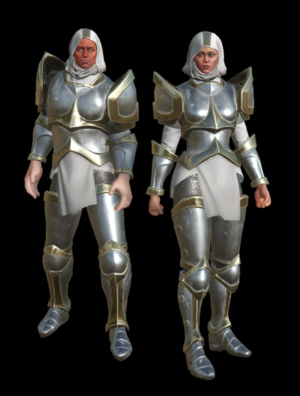 Magic Legends Free Giveaway Crusader Armor