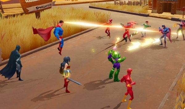 DC Worlds Collide Codes List