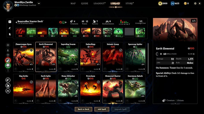 Magic Legends Deck Building Guide