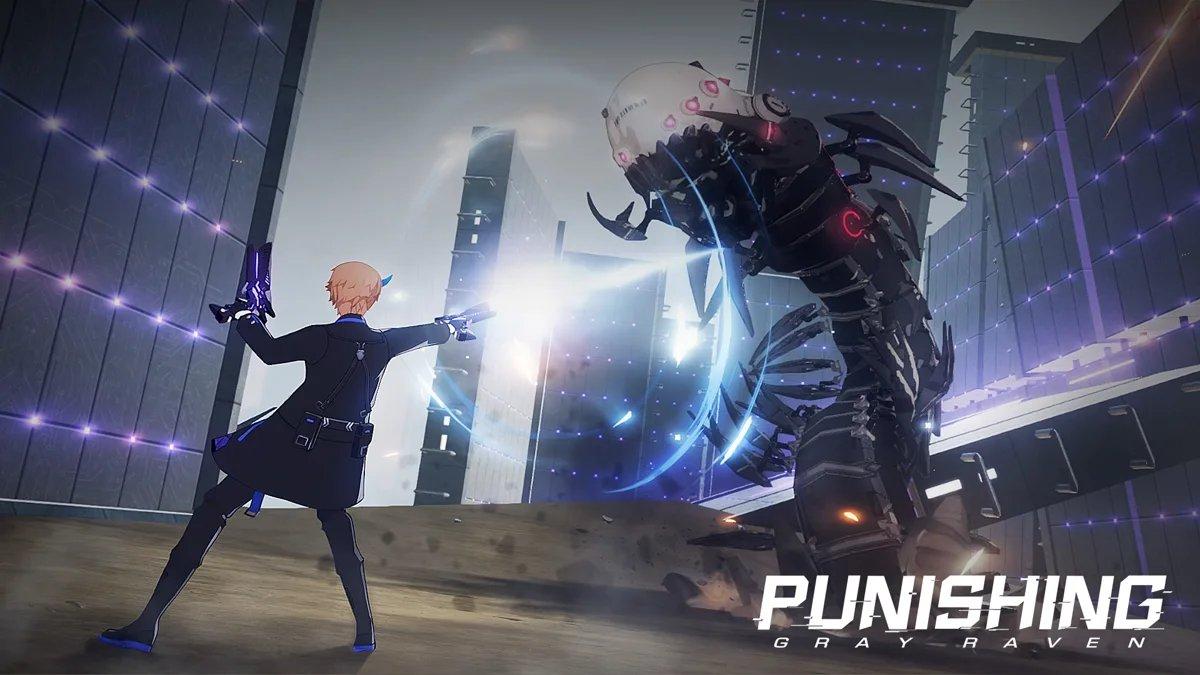 Punishing: Gray Raven Global Version release date