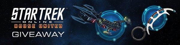 Star Trek Online House United Giveaway