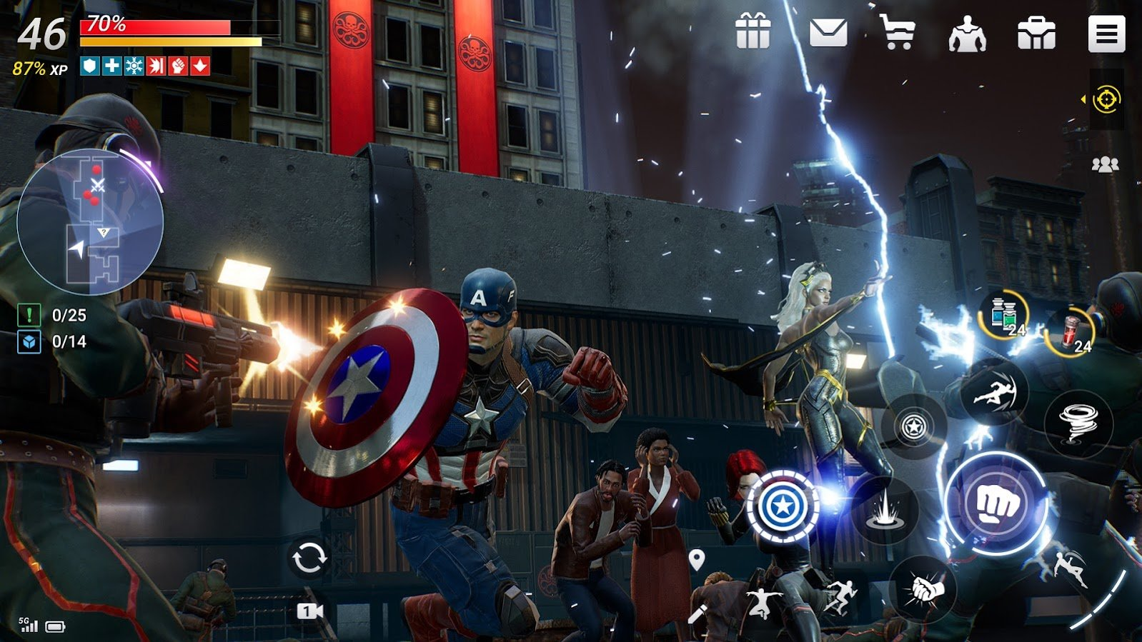 Marvel Future Revolution opens global pre-registrations