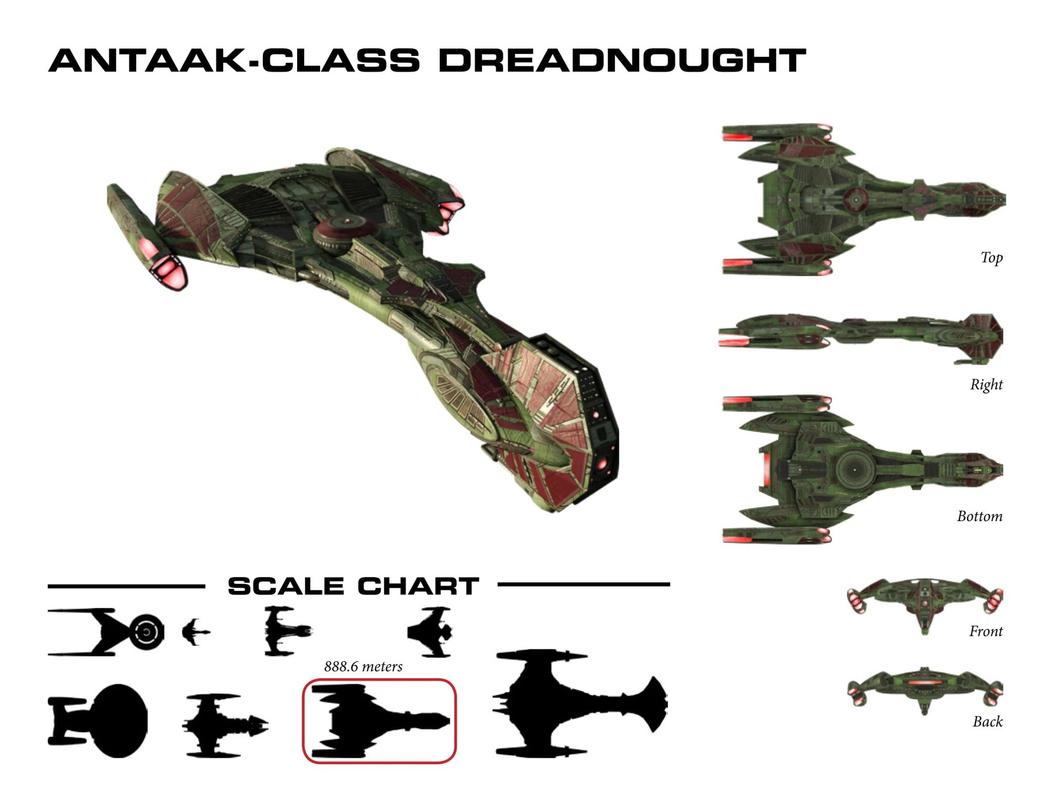 Antaak-Class Dreadnought